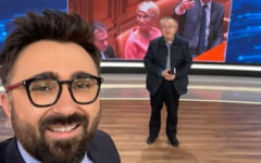 """Emisiunea lui Ionut Cristache, suspendata de conducerea TVR inainte sa fie mutata la ora 17.00. """"Tocmai am fost anuntat"""""""