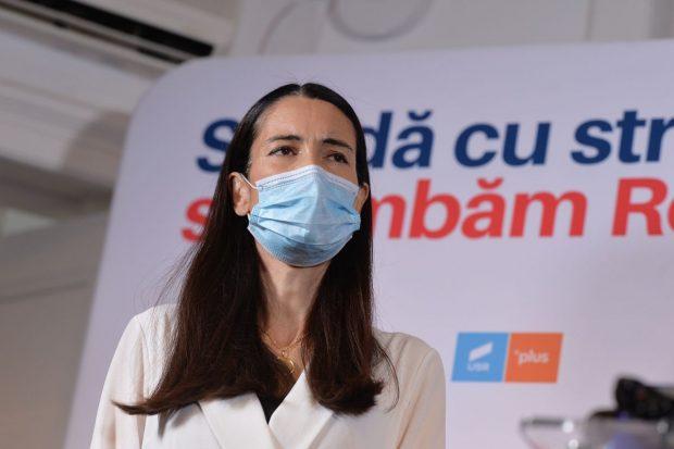 Clotilde Armand: O să susțin în continuare rezilierea contractului cu Romprest