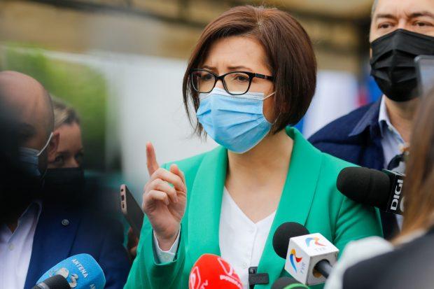 Ioana Mihăilă anunță finalizarea ordinului care obligă medicii nevaccinați să se testeze pe bani lor