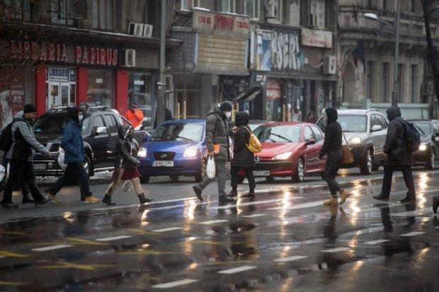 Avertizare RO-ALERT de ploi torențiale în București. ANM a emis un cod portocaliu