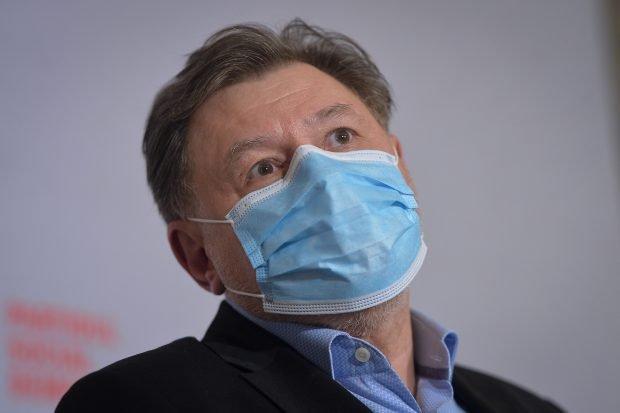 """Rafila, după atingerea pragului de 5 milioane de vaccinați: """"10 milioane, în cel mai bun caz, la anul"""""""