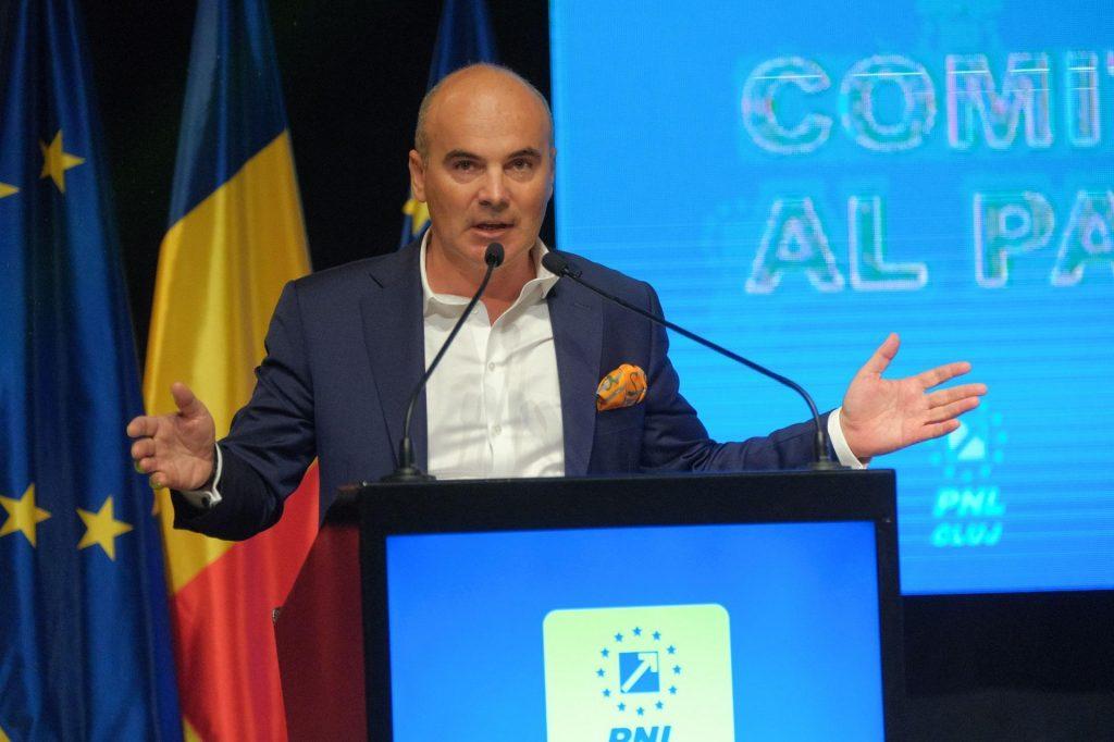 """PNL întinde o mână către USR PLUS, pentru refacerea coaliţiei. Rareş Bogdan, categoric cu privire la PSD şi AUR: """"Nu vom face vreo alianţă"""""""