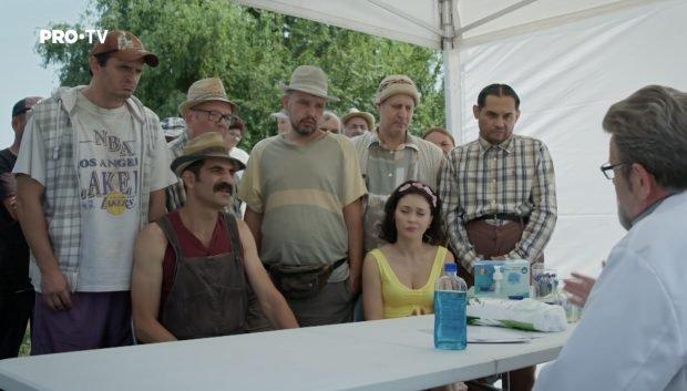 """Manifestul pro-vaccinare transmis în serialul """"Las Fierbinți"""" de la PRO TV. """"Nu are cip, nu afectează fertilitatea și alte prostii"""" – VIDEO"""